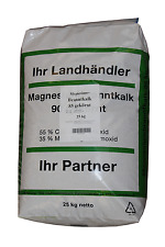 Magnesium - Branntkalk gekörnt Gartenkalk 20kg Kalk Garten Rüben Mais Feld