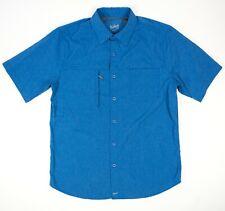 Para Hombre The Scruffs trabajador Polo resistente de manga corta de Superdry en azul marino