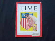 1948 AUGUST 2 TIME MAGAZINE - MEL PATTON - T 1133