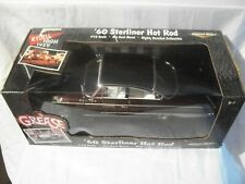 1:18 Diecast Car ~ American Muscle ~ '60 Starliner Hot Rod ~ Grease ~ Rare VHTF