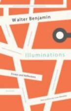 Illuminations : Essays and Reflections by Walter Benjamin (1969, Trade...