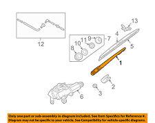Infiniti NISSAN OEM Wiper Washer-Liftgate Tailgate Hatch-Wiper Arm 28781CG000