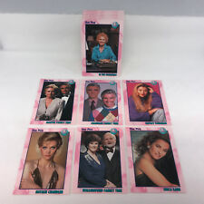 ALL MY CHILDREN (ABC SOAP) Complete Trading Card Set (72) from 1991 SUSAN LUCCI