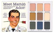 theBalm Cosmetics Meet Matt(e) Ador Matte Eyeshadow Palette *The Balm* 9 Shades