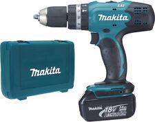 Taladro atornillador Makita Combi DHP453RFE 18V LI