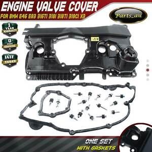 Engine Valve Cover for BMW E46 E83 316ti 318i 318ti 318Ci X3 2001-2008 N46 N42