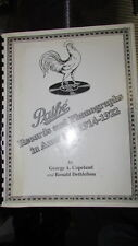 PATHE RECORDS AND PHONOGRAPHS IN AMERICA 1914-1922 COPELAND & DETHLEFSON