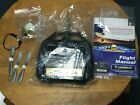 Megatech Night Flyer RC Plane Controller, Propellers, Charging Cable, Battery