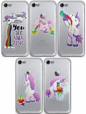 Unicorn Silicone/Gel/Rubber Mobile Phone Cases/Covers