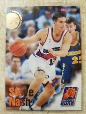 steve nash 1996-97 nba hoops rookie card !!!!    nice !!!!