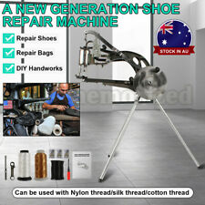Manual Shoe Repair Machine Nylon Patch Leather Stitch Sewing Canvas Boot Patcher