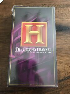 The History Channel - Deep Sea Detectives : Destroyer Down! VHS Sealed