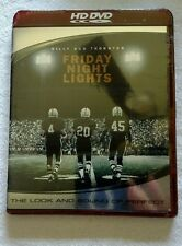 Friday Night Lights (HD-DVD, 2006) only plays on HD-DVD players