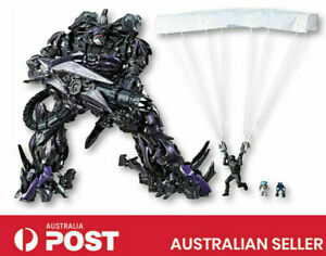 Transformers Toy Studio Series 56 Leader Class Shockwave Action Figure Best Gift
