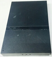 Sony PlayStation 2 PS2 Slim SCPH-75001 Black Console Only Untested