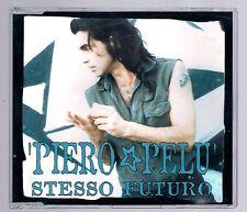 PIERO PELU' STESSO FUTURO CD SINGOLO SINGLE cds