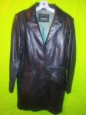Adler collection leather jacket size small