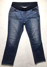 Women's Liz Lange Maternity Jeans Bootcut size 10 Underbelly