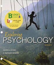 Exploring Psychology by David Myers
