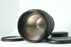 [CLA'd N MINT] Canon New FD 85mm F/1.2 L NFD MF Portrait Lens from JAPAN H07