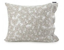 LEXINGTON SUMMER COLLECTION PRINTED SATEEN SQUARE PILLOWCASE IN GREY FLORAL