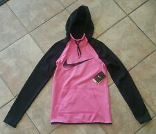 NWT- Women's Nike Pullover Hoodie, Size XS. Nike Therma-Fit Logo Hoodie