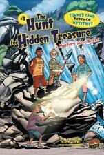 Summer Camp Science Mysteries: The Hunt for Hidden Treasure : A Mystery about...
