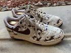 Nike Air Force 1 Premium Low Desert Camo White Size US 12 Men's 313641 221 AF1