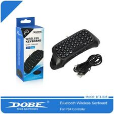 DOBE PS4 Pro Mini Wireless Bluetooth Keyboard KeyPad Black for Sony PS4 System