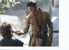 PEDRO PASCAL.. Game of Thrones - SIGNED