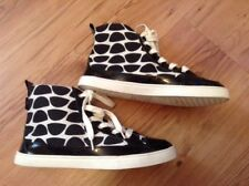 New 🌞Rocket Dog 🌞Size 5 High Top Shoes Trainers / Boots (38 EU)Polka Dot Black
