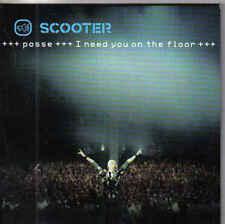 Scooter-Posse cd single