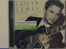 COLIN JAMES LITTLE BIG BAND II CD 14 TRACKS SEE PICS FOR SONG TITLES