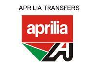 Aprilia Tank and Fairing Transfers Decals Motorcycle DA513-2