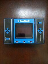 Vtg Entex PacMan2 Electronic Handheld Tabletop Video Game 1-2 Player Works 1981