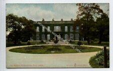 (Ld8086-473) The Mansion, Potternewton Park,  LEEDS, Unused G-VG