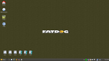 Fatdog Linux 64 bit based on Puppy raspberry pi sd card fast boot
