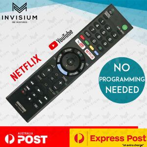 New RMT-TX300E Remote for Sony Bravia TV KD43X7000E KD49X7000E KDL32W660E