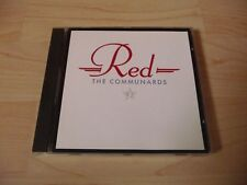 CD Communards - Red - 1987 incl. Never can say Goodbye + For a friend