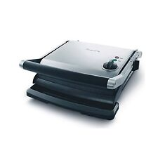 Breville BGR200XL REF Non-Stick 1500 Watts Panini Press manufacturer refurbished