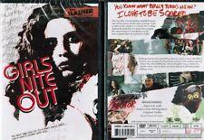 Girls Nite Out New Horror DVD - Slasher Collection - Rutanya Alda Richard Bright