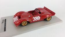 Tecnomodel Mithos Ferrari 212E #380 P. Schetty Winner Cesana Sestrire 1969 1/18