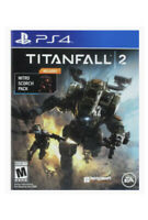 PS4 Titanfall 2 Nitro Scorch Pack Playstation 4 NEW FACTORY SEALED FREE SHIPPING