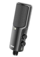 Rode Nt-usb Side Address USB Condenser Microphone
