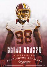 Brian Orakpo  2013 Panini Prestige Football Sammelkarte, #199