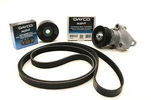 NEW Dayco Serpentine Belt Component Kit D60923K1 Chevy GMC 4.8 5.3 6.0 1999-2008