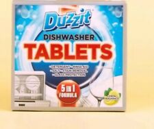 Duzzit Dishwasher Tablets 5 In 1