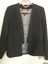 Black Jacket by MNG NWT XL