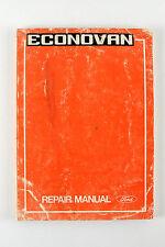 ford books and manuals ebay rh ebay com au Ford Econoline Van Ford Econoline Van