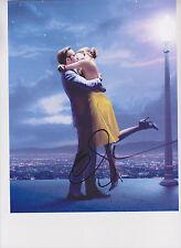 Emma Stone - LA LA LAND - signed 8x10